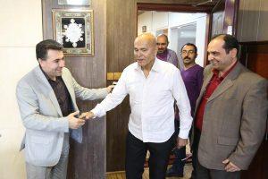 دیدار با جمشید هاشم پور
