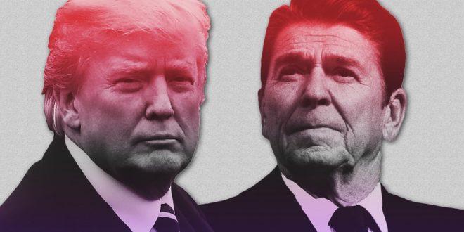 گزارش مفصل و تحلیلی لوبلاگ: اشتباه نکنید! نه ایران، شوروی است، نه ترامپ، ریگان