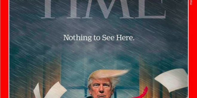"""یادداشت مهم """" فارن افرز"""" درباره فروپاشی آرام بلوک غرب / بحران و فاجعه در انتظار سیاست خارجی آمریکا"""